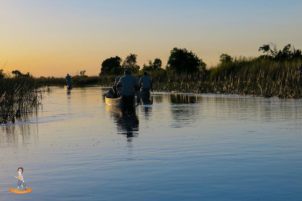 Okavango Delta Safari Mokoro