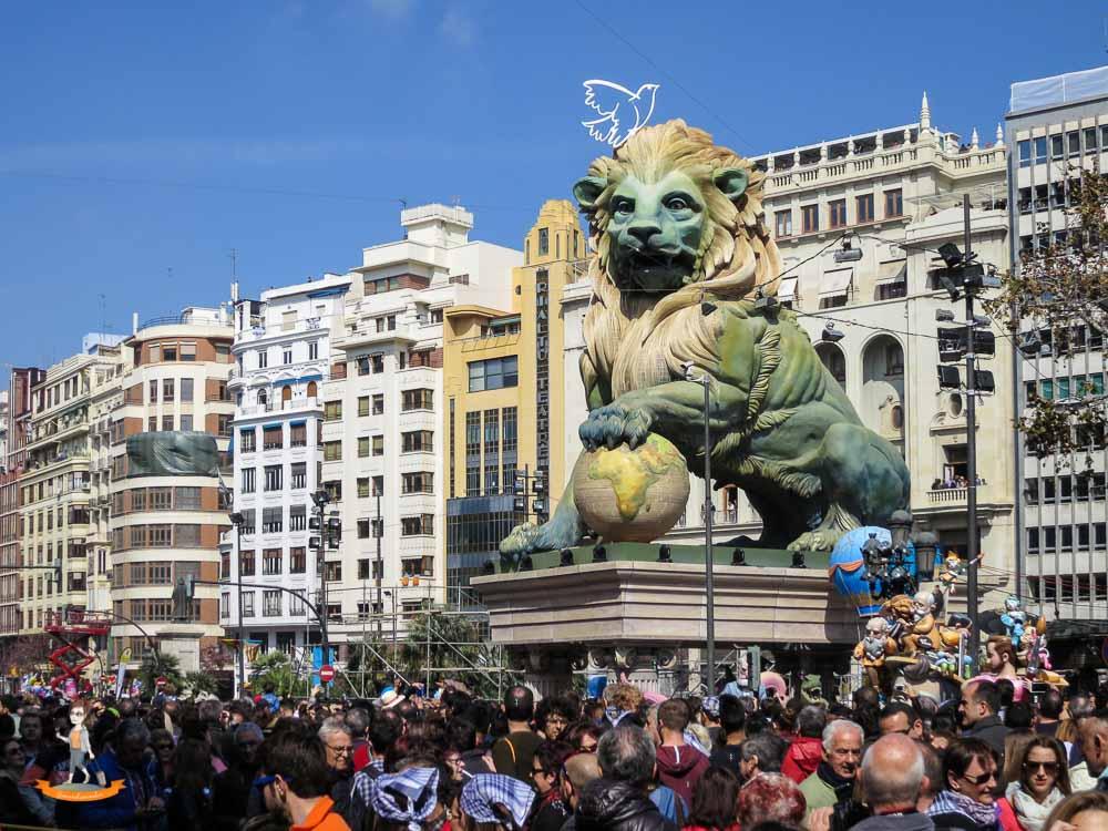 Staedtereise Valencia
