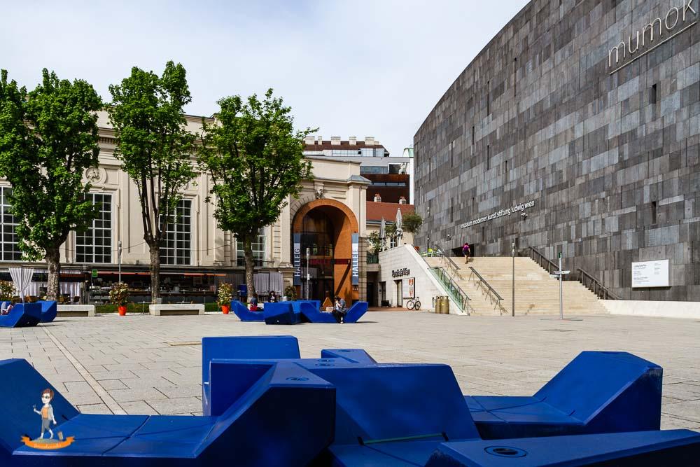 Wien Wochenende Tipps Museumsquartier