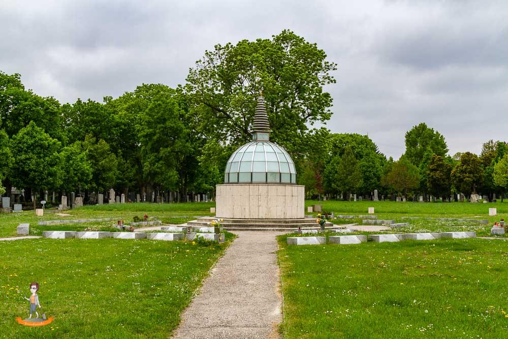 Wochenende in Wien Zentralfriedhof