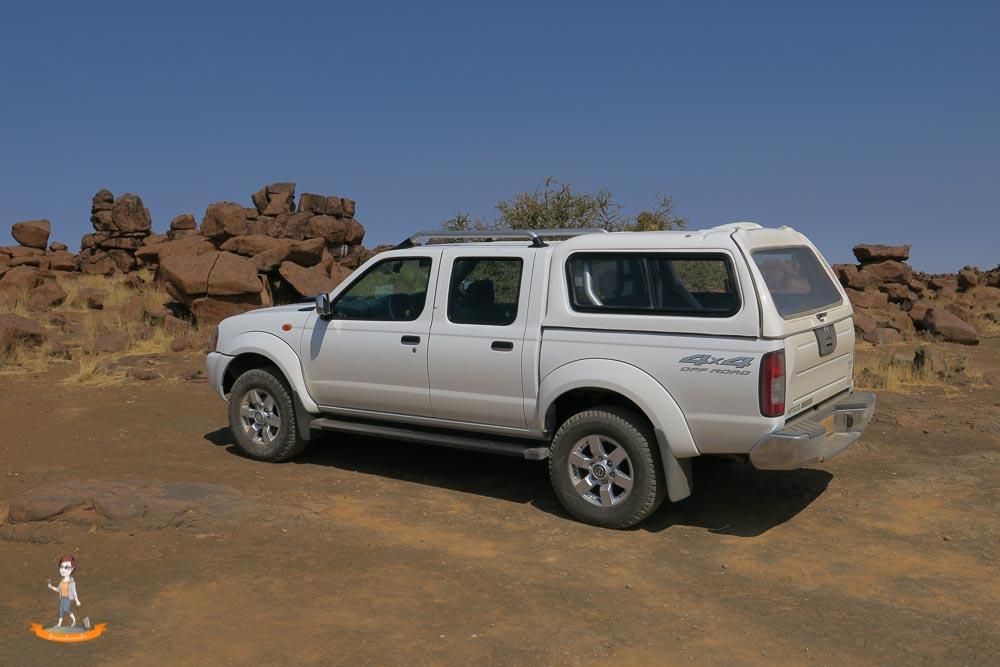 Tipps für eine Selbstfahrer-Rundreise durch Namibia