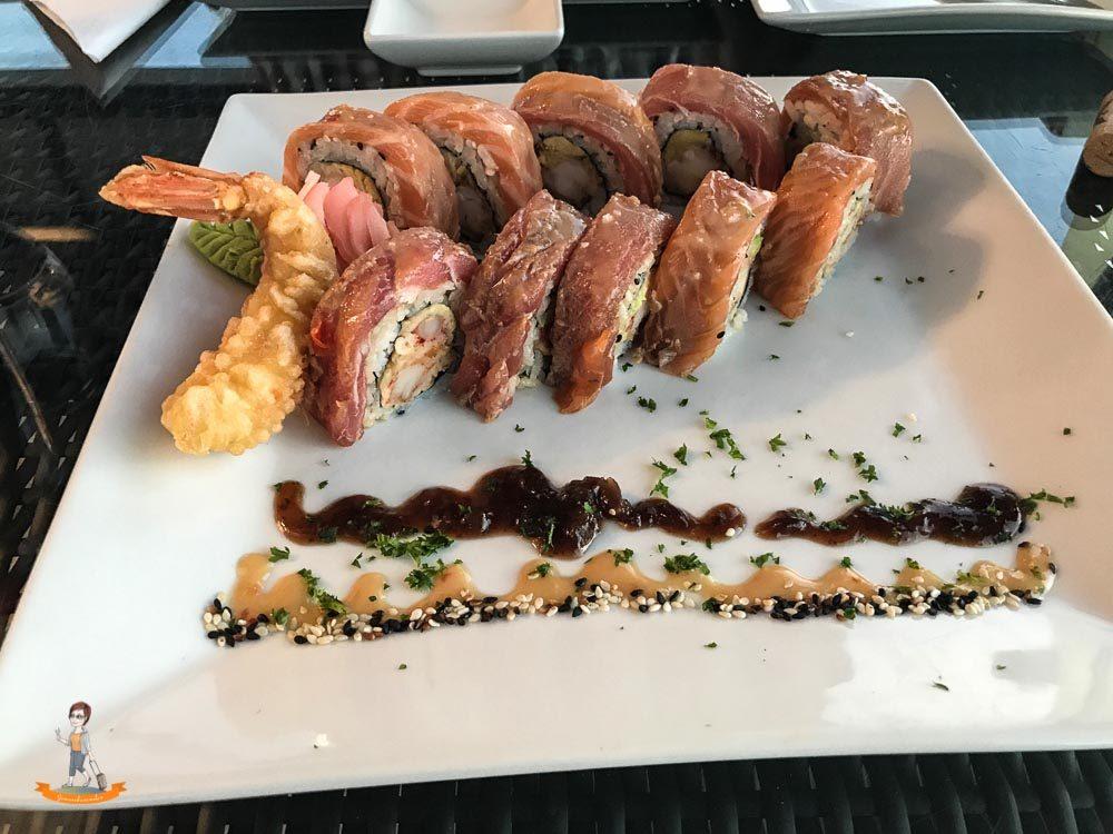 Swakopmund Jetty Sushi