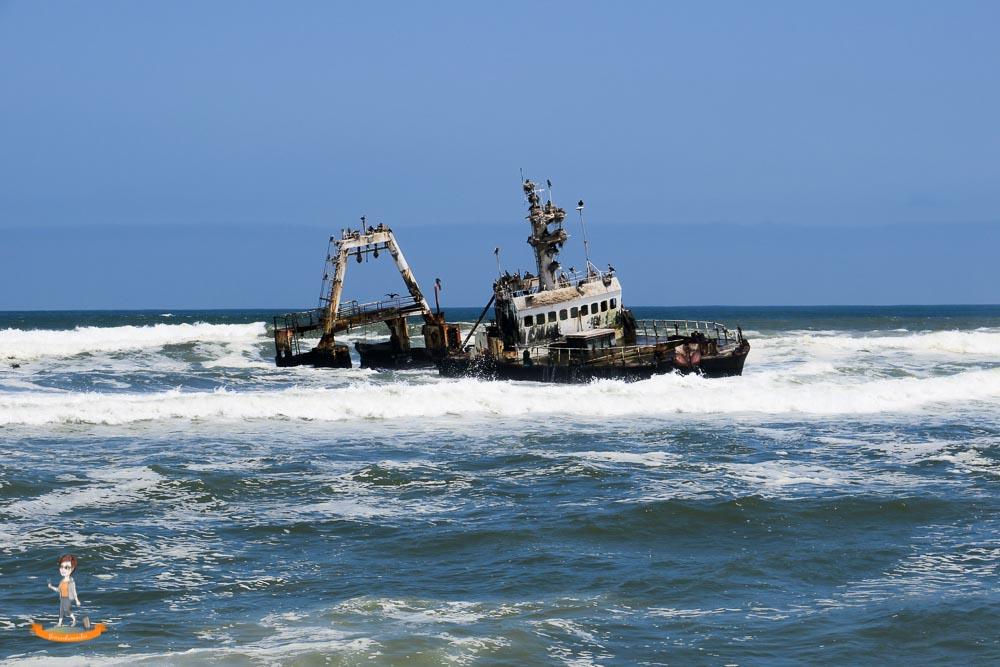 Swakopmund Skeleton Coast Wrack