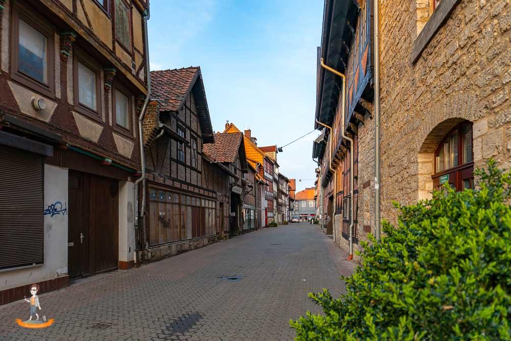 Wolfenbüttel Wochenende Fachwerkhaus