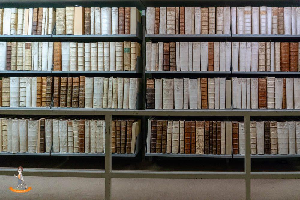Wolfenbüttel Wochenende Herzog August Bibliothek Bücher