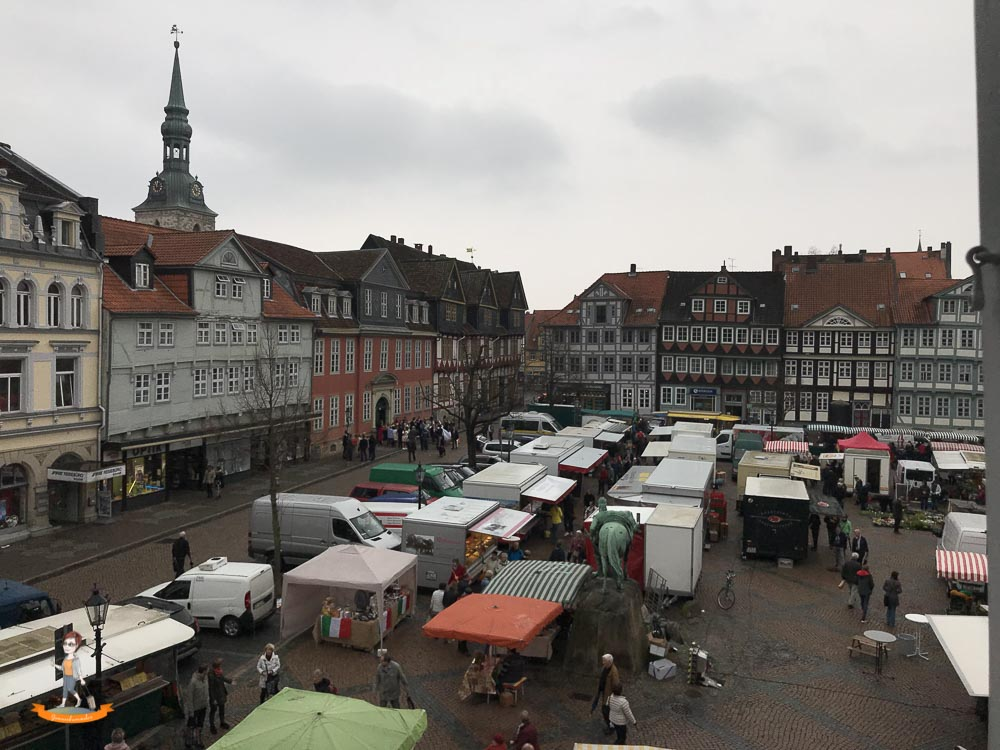 Wolfenbüttel Wochenende Markt
