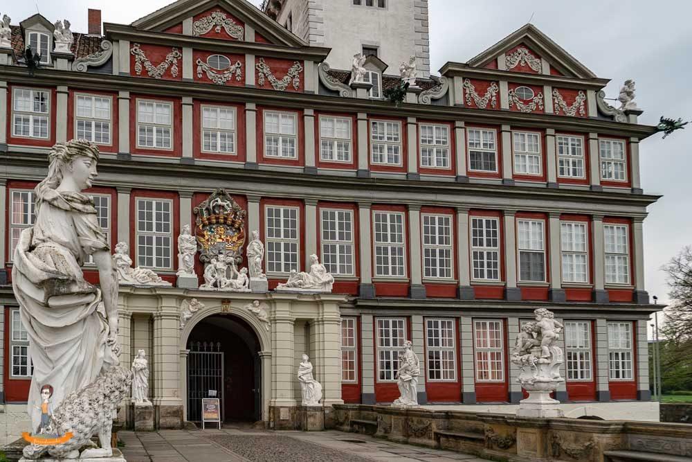 Wolfenbüttel Wochenende Schloß