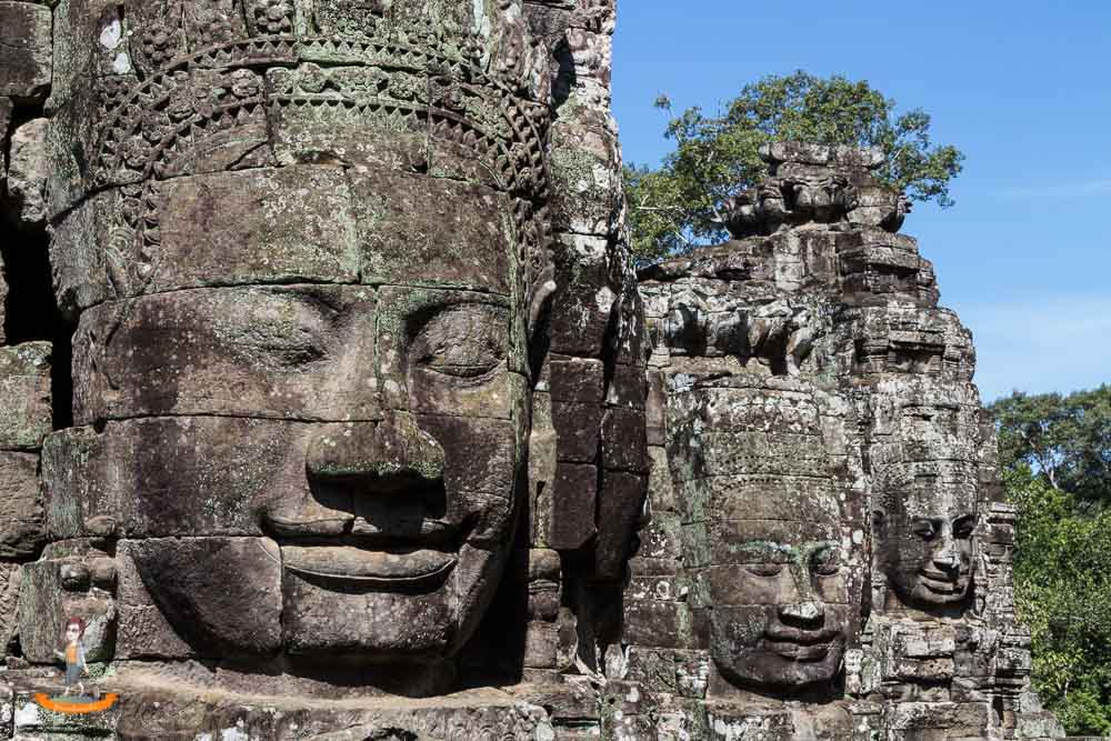 Kambodscha Angkor Thom