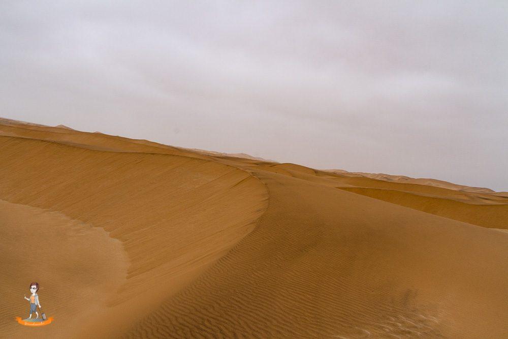 Living Desert Namibia