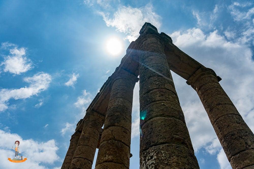 Antas Tempel Sardinien