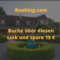 Dein Guthaben für Booking.com