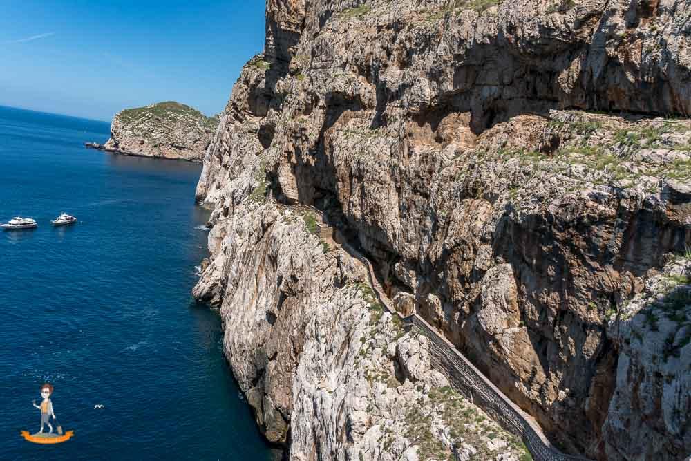 Sardinien Grotta die nettuno