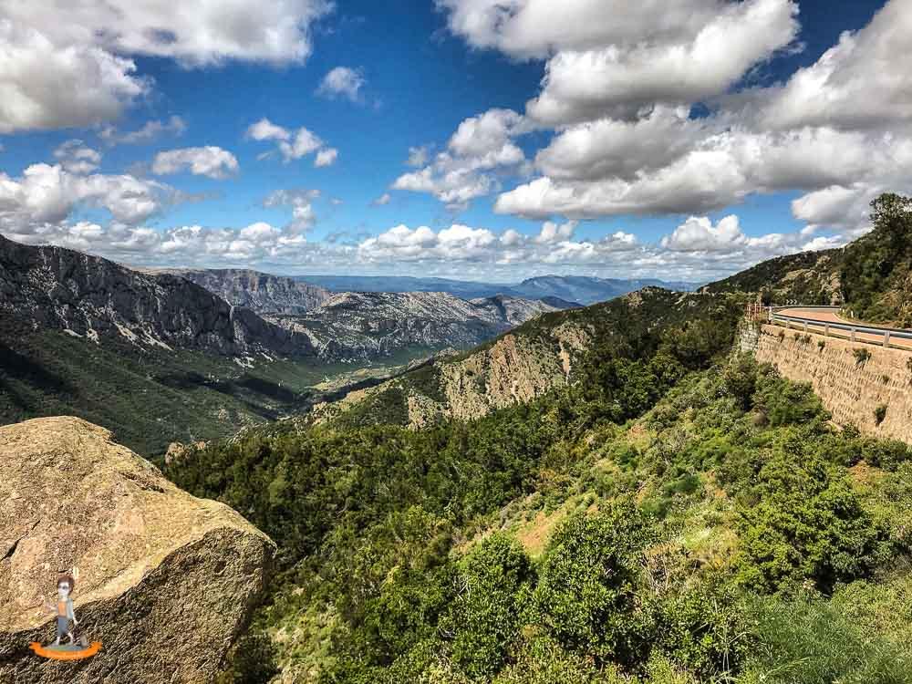 Sardinien Supramonte