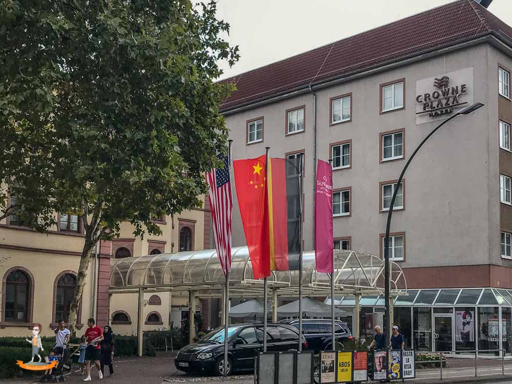 Crown Plaza Heidelberg