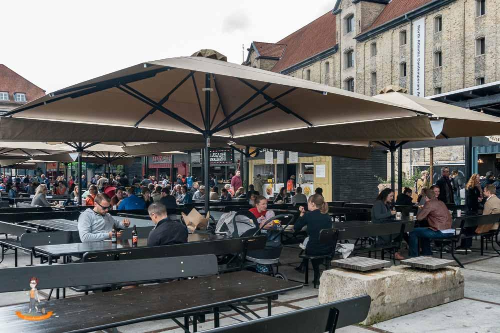 Streetfood Kopenhagen Broens Gadekøkken