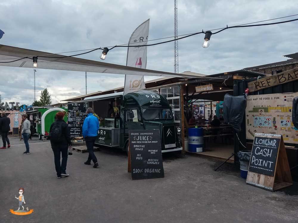 Streetfood Kopenhagen Reffen