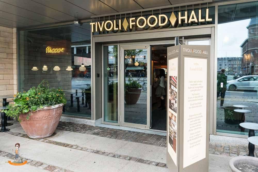 Streetfood Kopenhagen Tivoli Food Hall