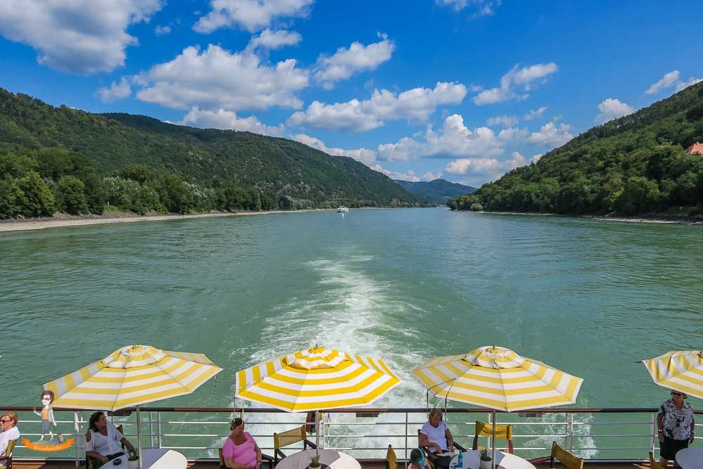 Donau Flusskreuzfahrt Arosa