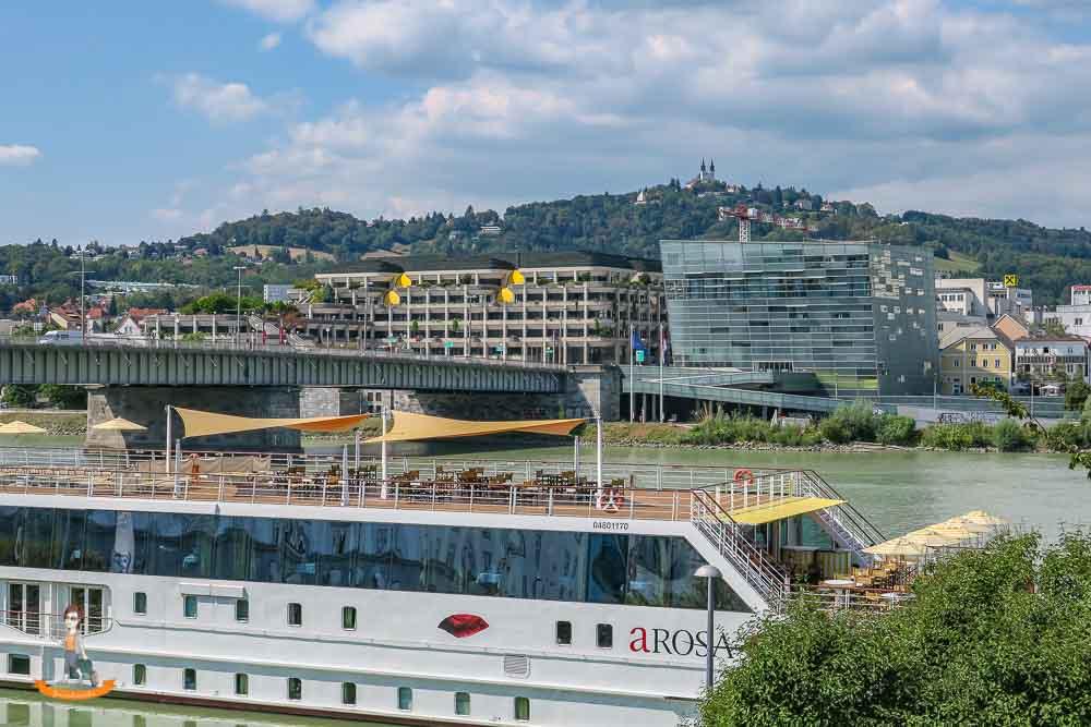Donau Flusskreuzfahrt Linz
