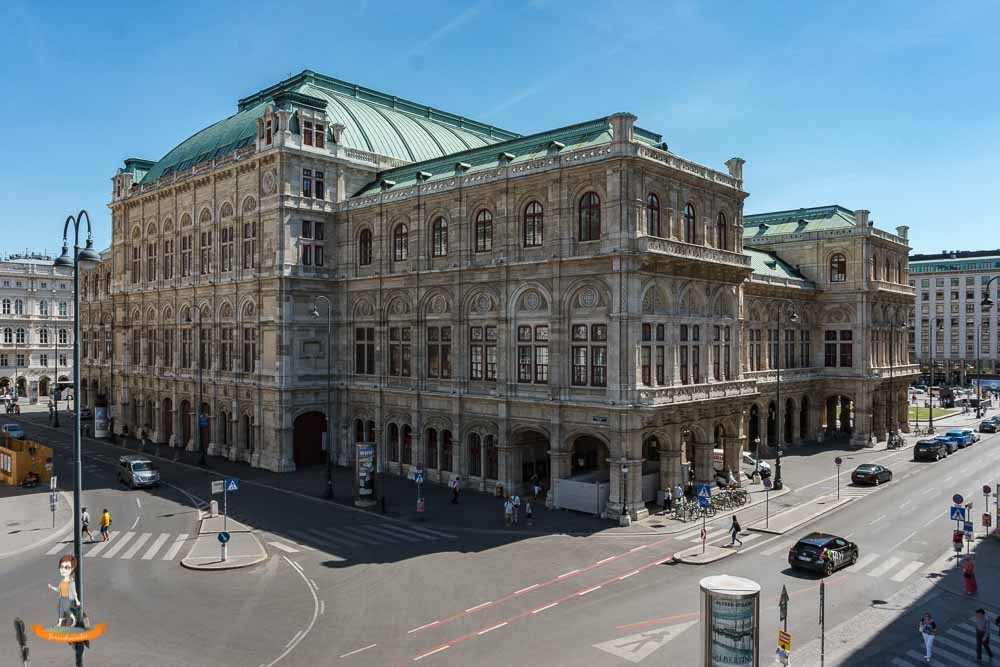 Donau Flusskreuzfahrt Wien
