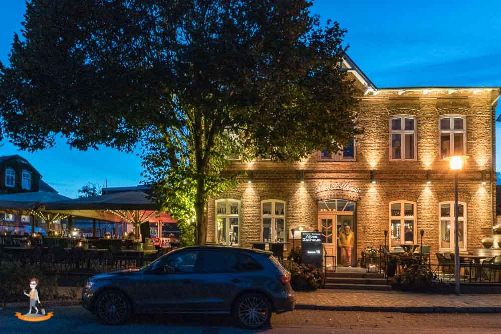 Restaurants Sylt altes Zollhaus