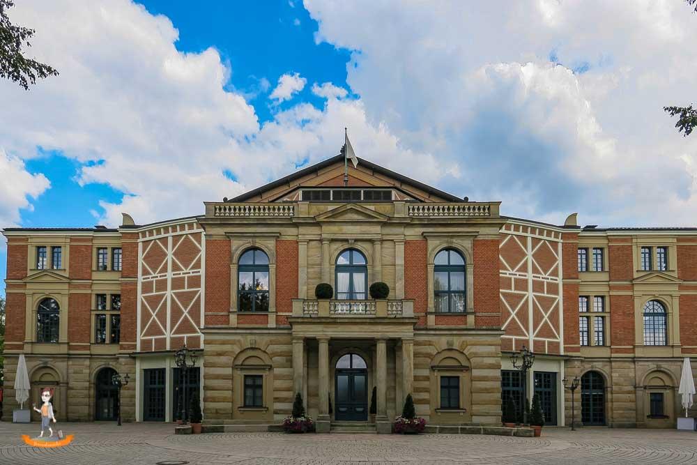 Franken Bayreuth Wagner