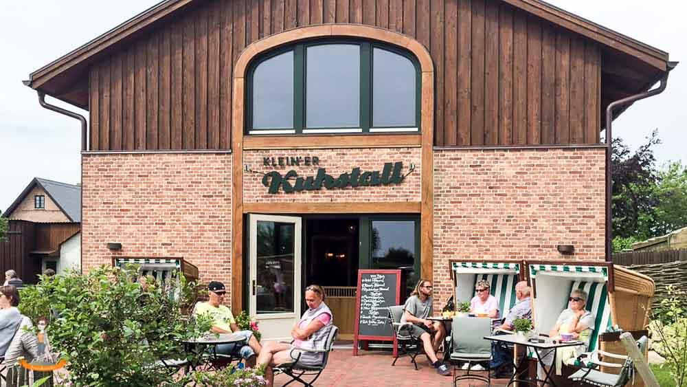 Cafes Sylt Kleiner Kuhstall