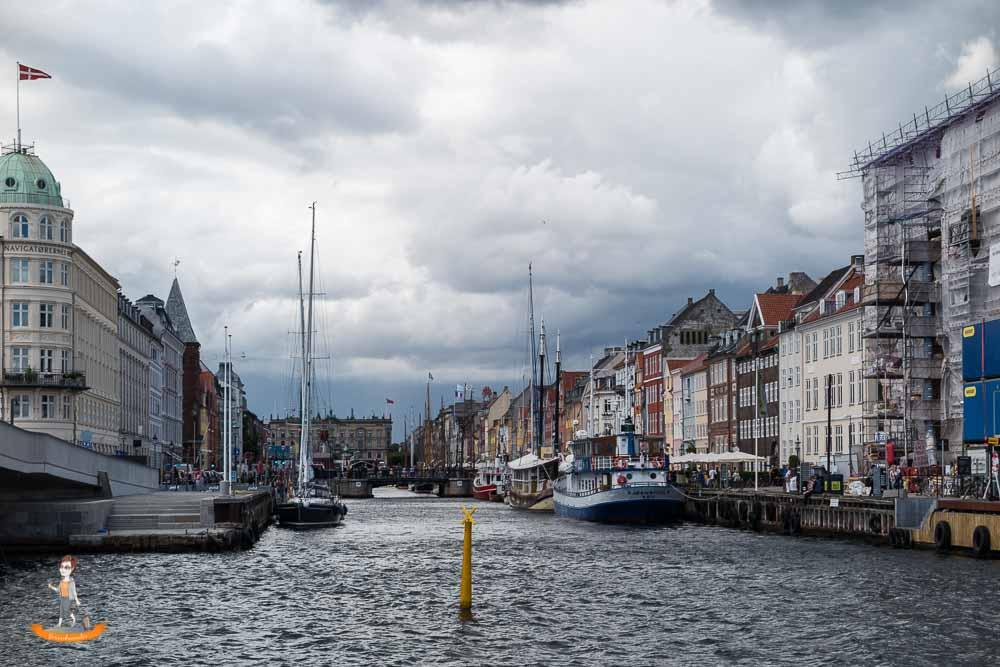 Kopenhagen Sehenswürdigkeiten Reisetipps Nyhavn