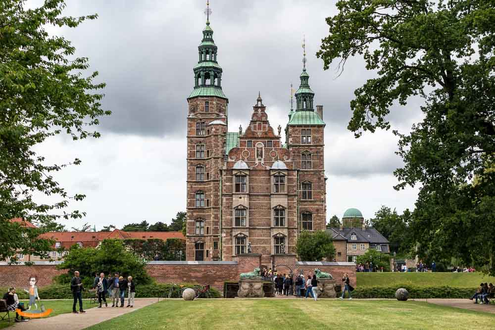 Kopenhagen Sehenswürdigkeiten Reisetipps Rosenborg Schloss