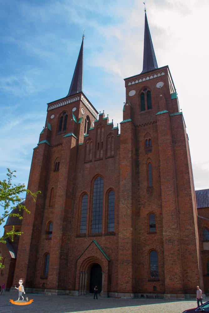 Der Dom von Roskilde