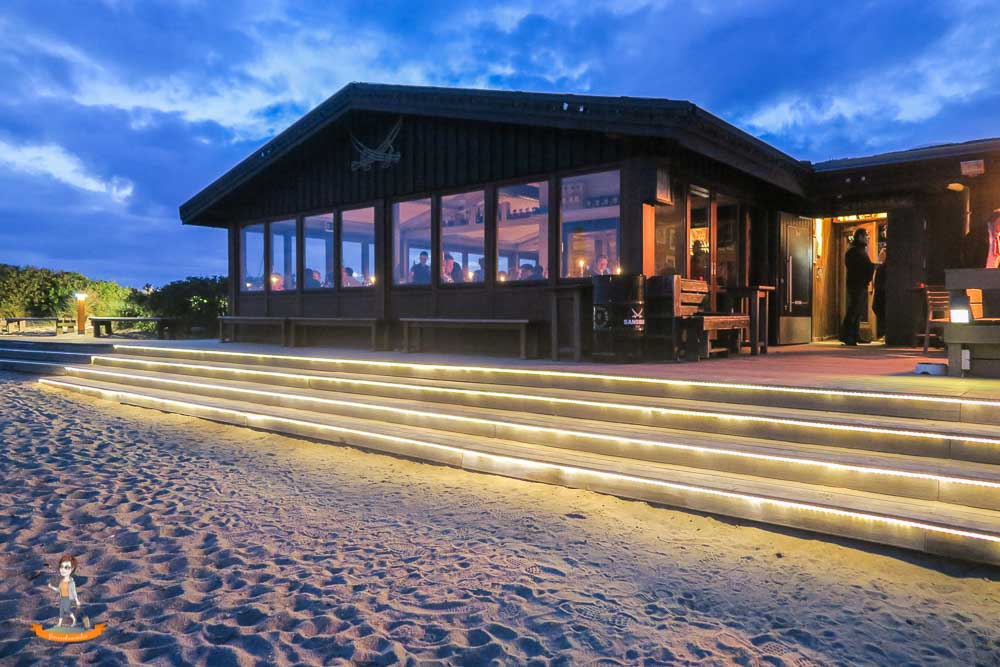 Restaurant Sylt Sansibar