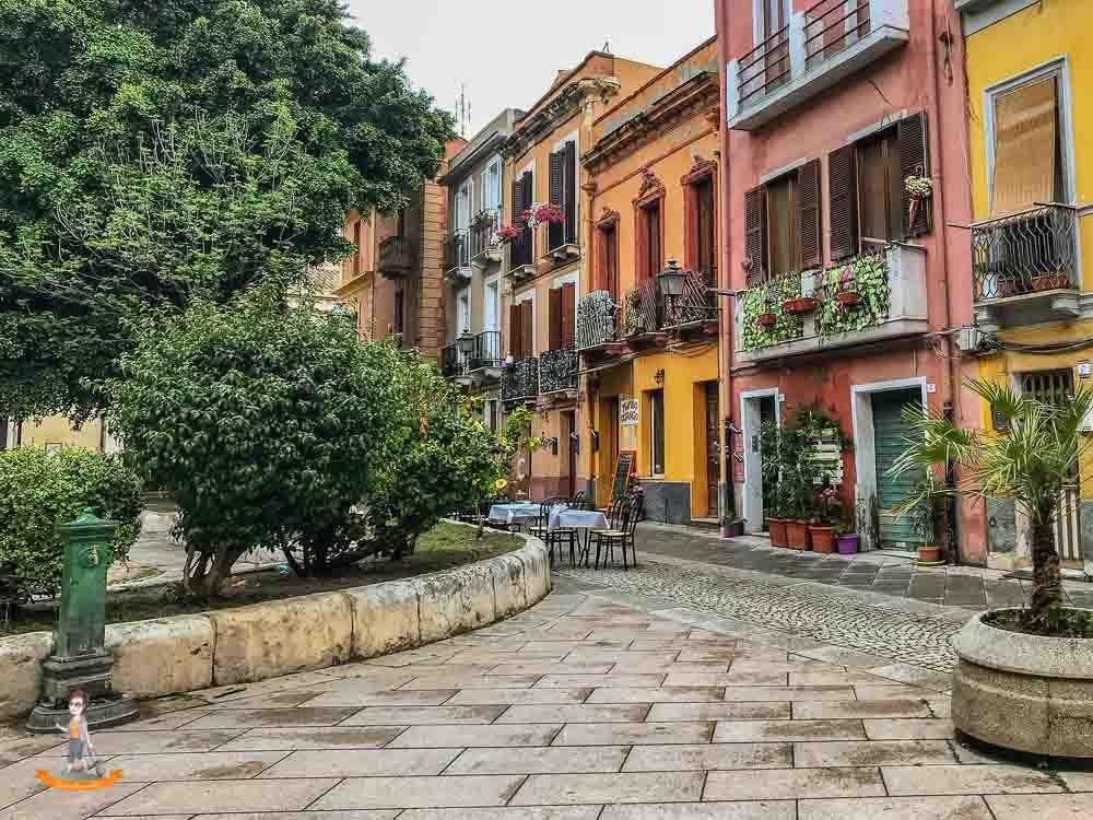 Sardinien Süden Highlights Cagliari