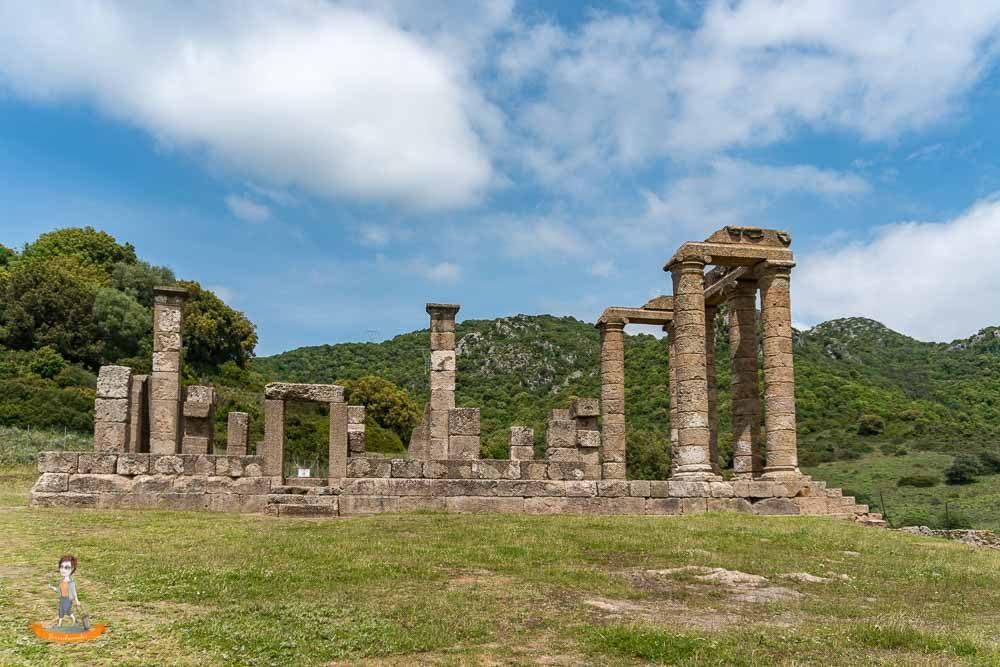 Sardinien Süden Highlights Antas Tempel