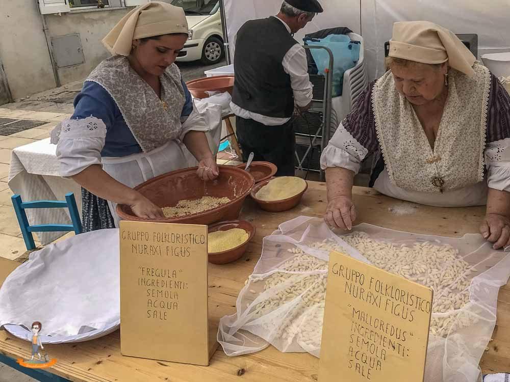Sardinien Süden Highlights Fregola
