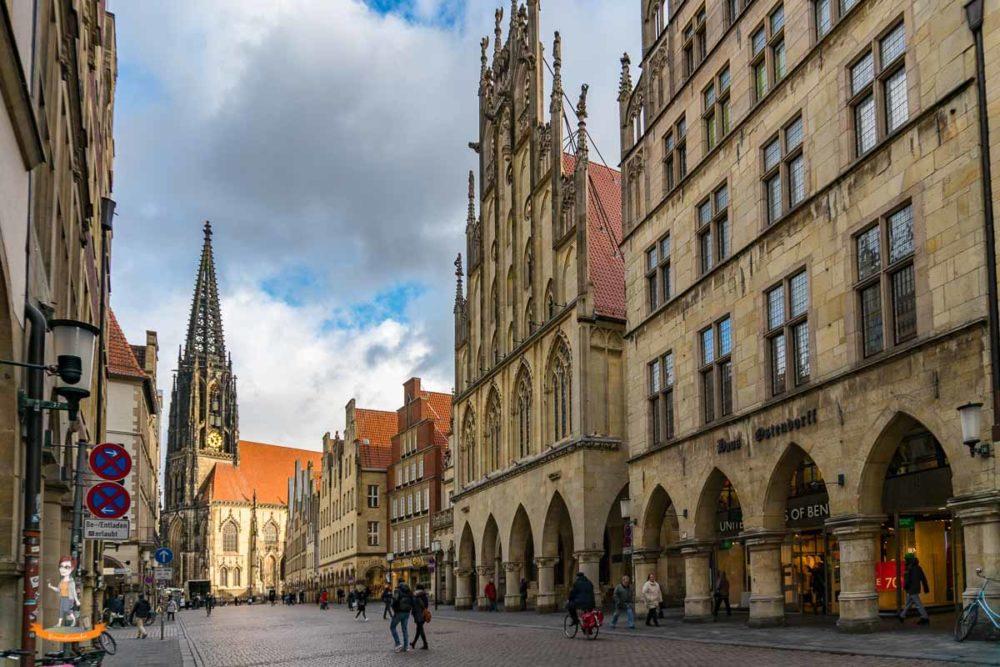 Tipps für ein Wochenende in Münster (in der kalten Jahreszeit)