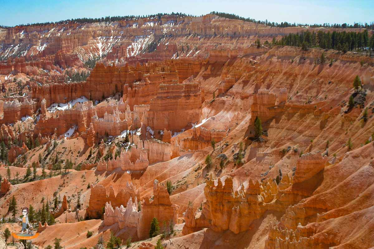 Bryce Canyon Nationalpark USA Westen
