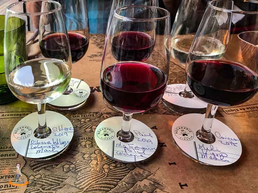 Chile Wein
