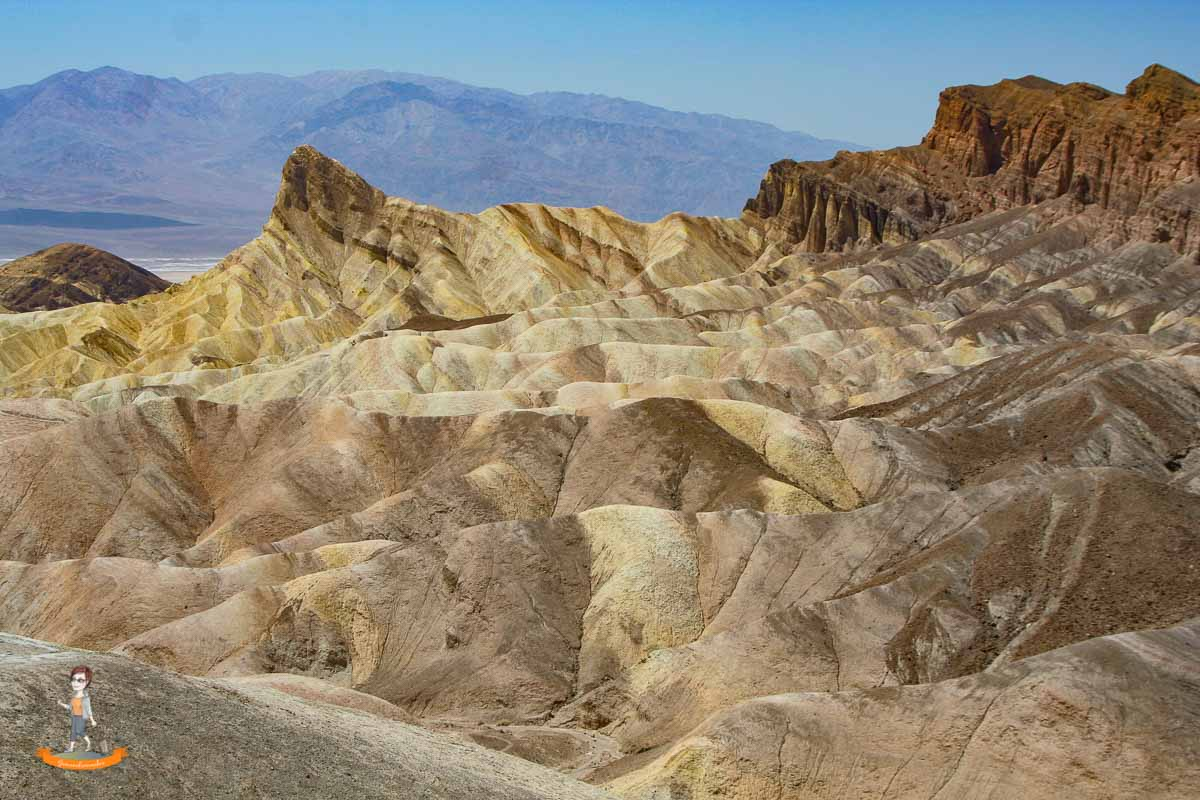 Death Valley Nationalpark USA Westen