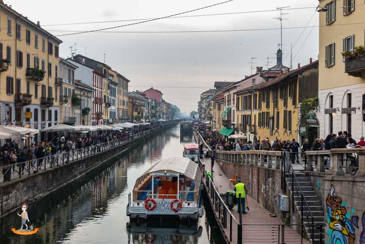 Mailand Wochenende