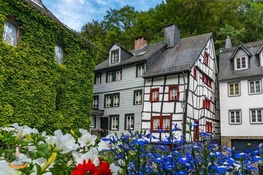 24h in Monschau – Ein Ausflug in die wunderschöne Fachwerkstadt
