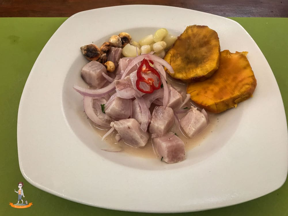 Peru Ceviche