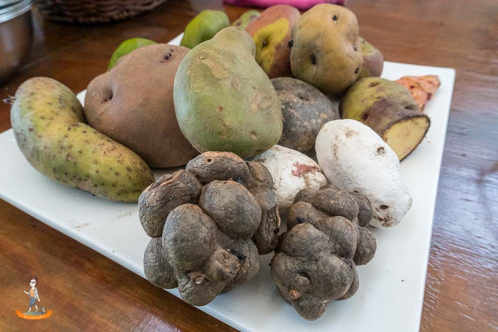 Peru Kartoffeln
