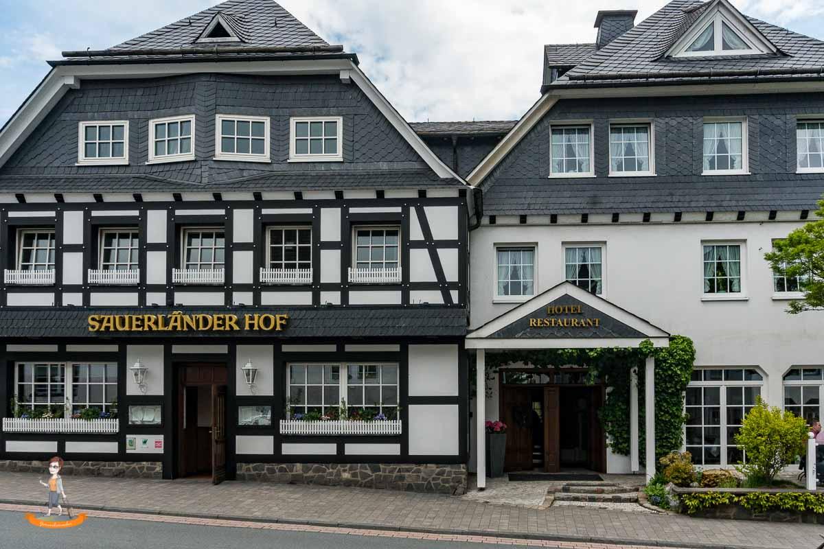 Sauerland Seelenorte Sauerlaender Hof