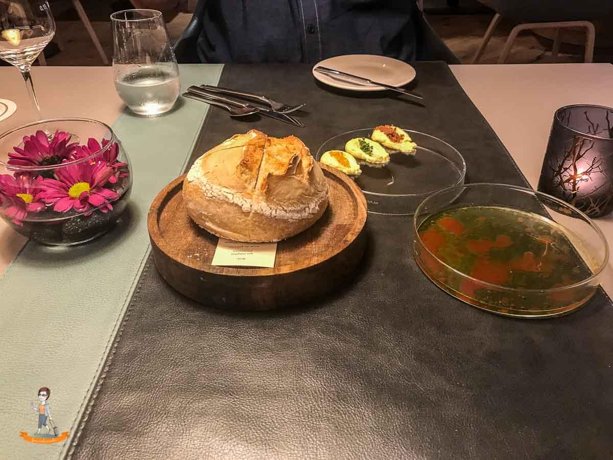 Setzkasten Düsseldorf Brot