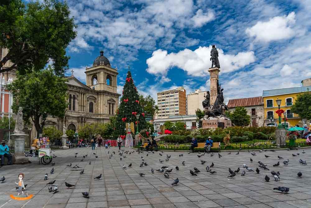 Südamerika Rundreise Bolivien