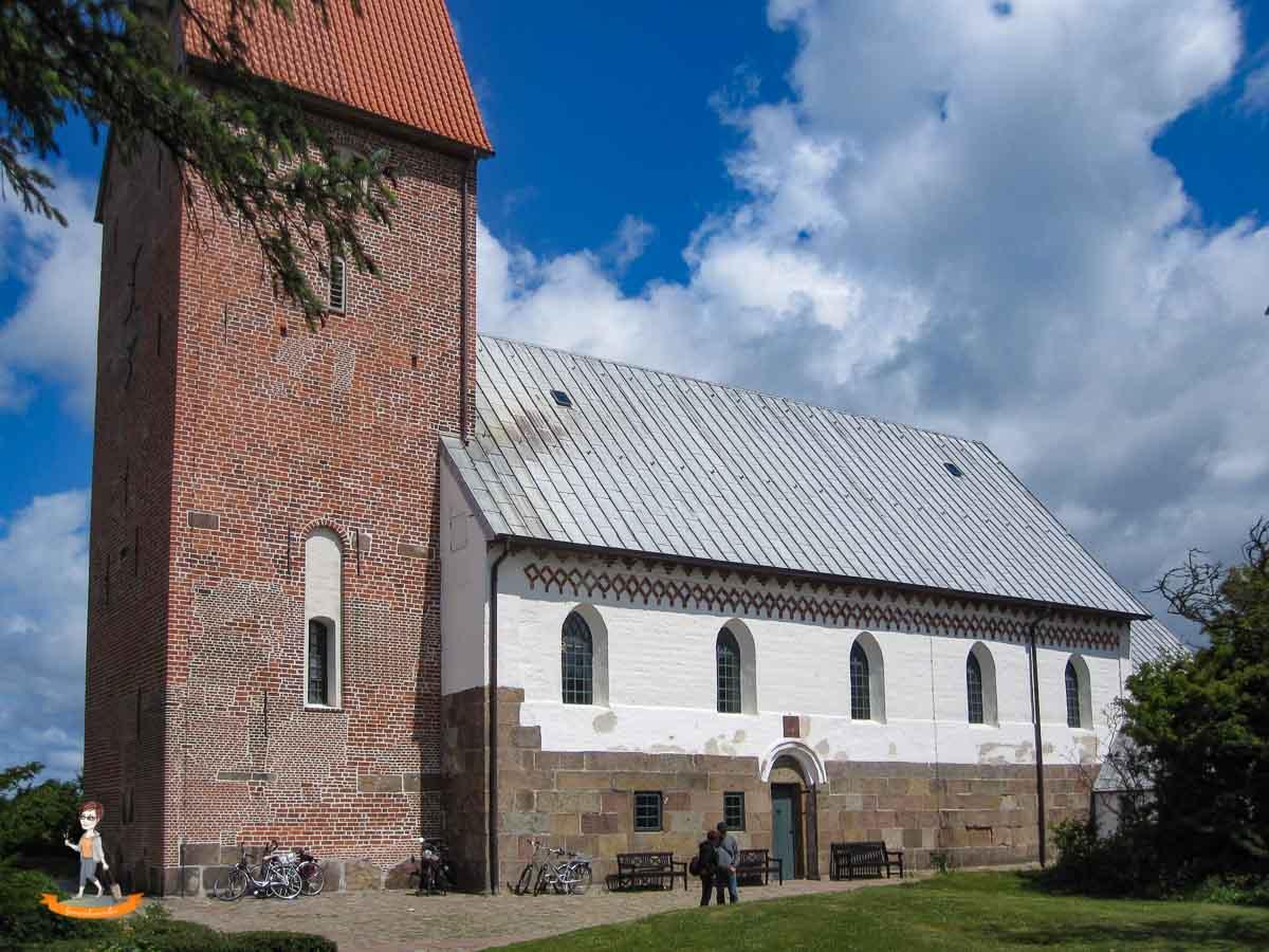 Sylt Sehenswürdigkeiten St. Severin
