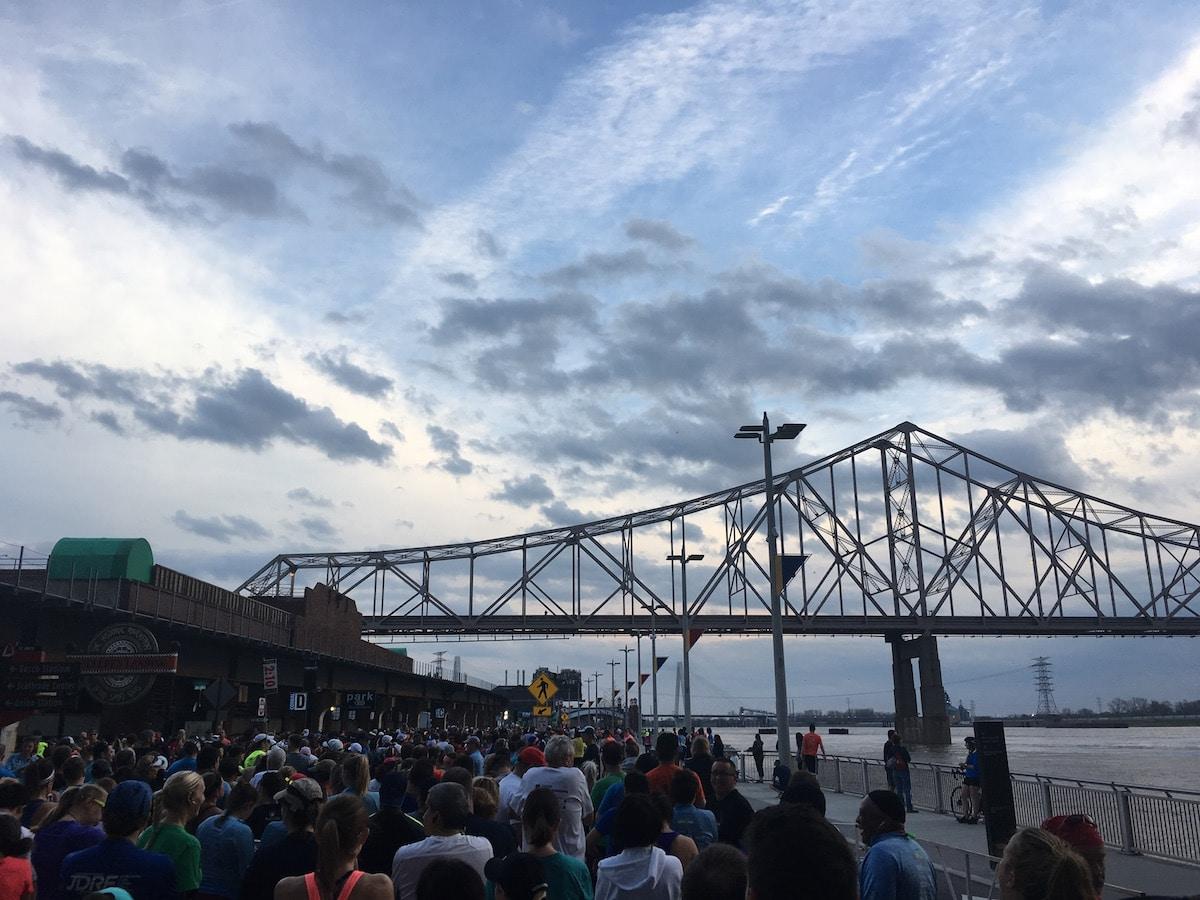 Ein ziemlich perfekter Tag in St. Louis, Missouri 1