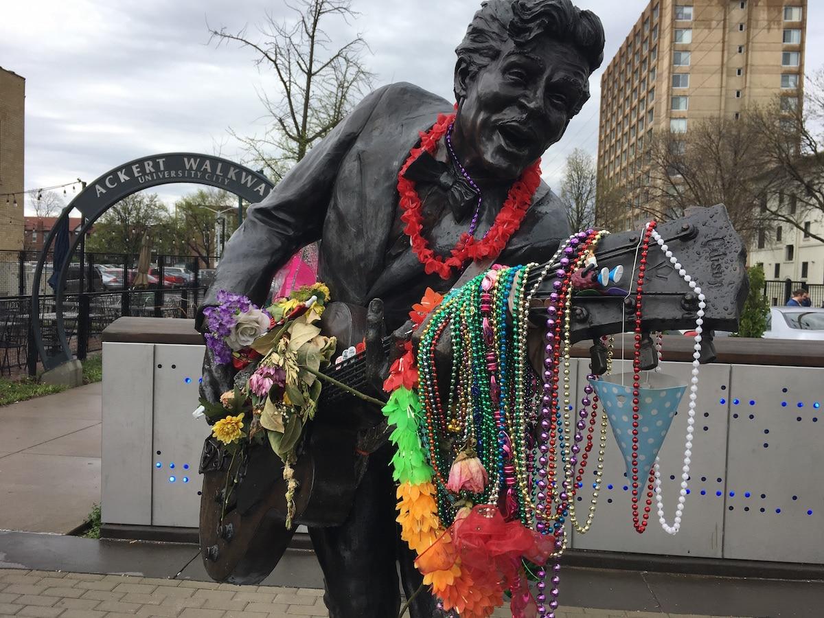 St Louis Chuck Berry
